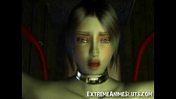 3D sex in car. Resident Evil