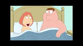 Family Guy - Peter Griffing and the old gang