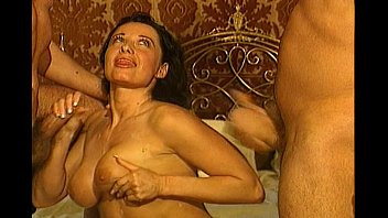Gorgeous wife arranges escort fuck fest and likes to watch